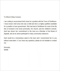 letters of recommendations for student teachers personal letter of recommendation image