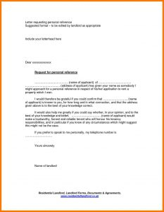 letters to landlord great reference letter from employer for rental example template
