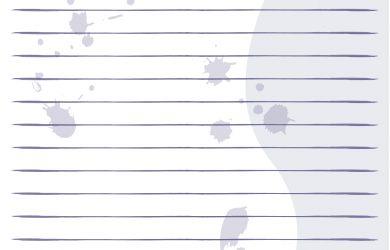 lined paper template lined paper template 05