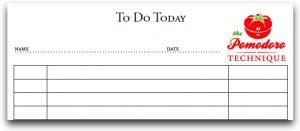 lined paper template pdf pomodoro todo
