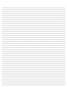 lined paper to print printable lined paper