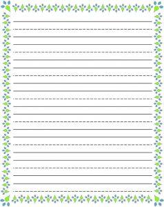 lined paper to print pwritingpaper