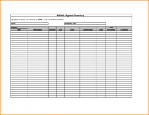 liquor inventory spreadsheet free printable inventory sheets x