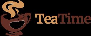 login page template teatimelogo