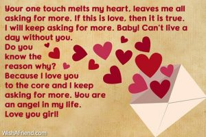 long love letters for her from the heart love letters for her