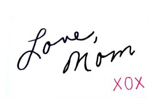 long love letters for her love mom