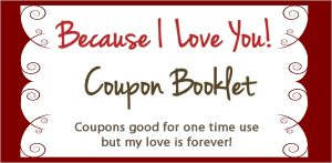 love coupon template coupon book template hcspiebe
