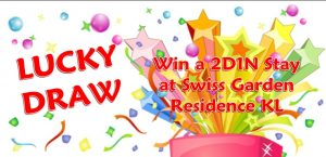 love coupon template lucky draw stay swiss garder residence