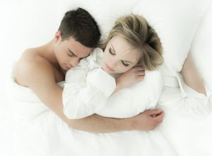 love letters for him from the heart couple in bed