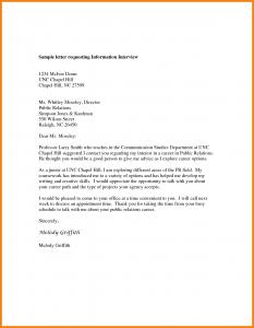lover letter samples request information letter