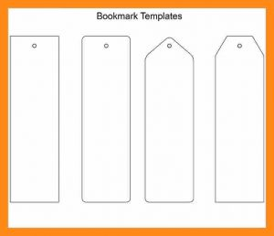 luggage tag template word blank bookmarks template bookmark template free