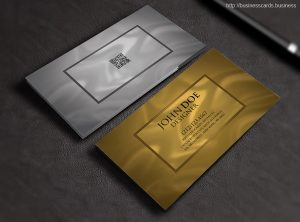 luxury business cards luxury business card mockup