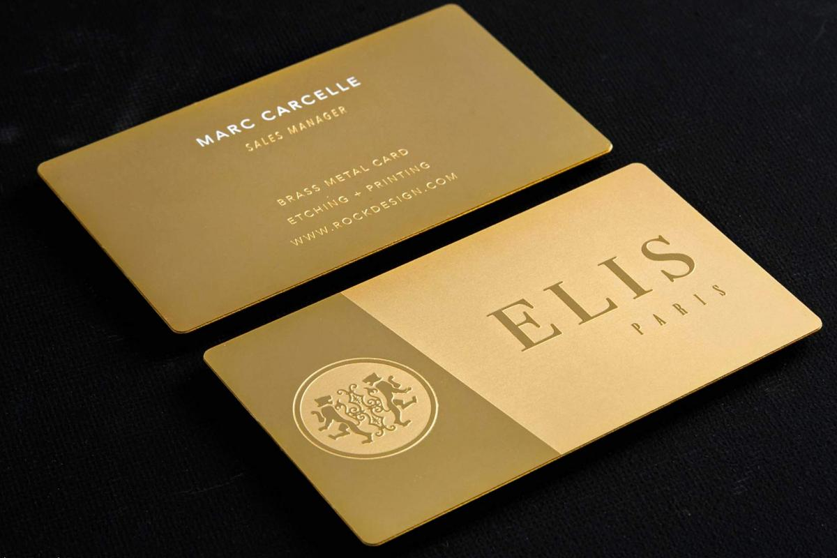 Luxury Business Cards | Template Business
