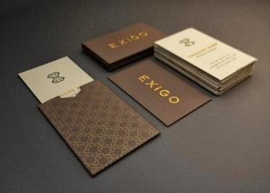 luxury business cards luxury and high quality business card