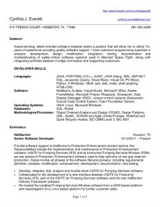 ma resume templates cynthia everettresumepdf