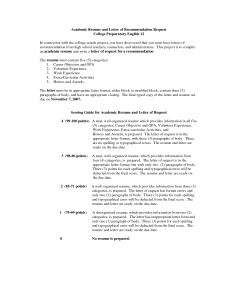 ma resumes examples sample request for letter of recommendation from employer recommendation letter for honors college cv examples for job