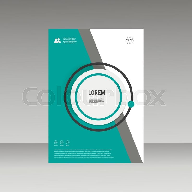 magazine advert templates