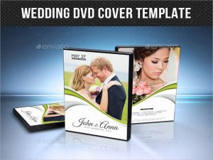 magazine cover templates wedding dvd cover template