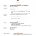 marketing analyst resume assistantmarketingmanagerandsocialmediaanalystresume example