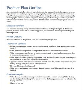 marketing plan template word product plan template pdf