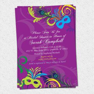 masquerade invitations template free il fullxfull