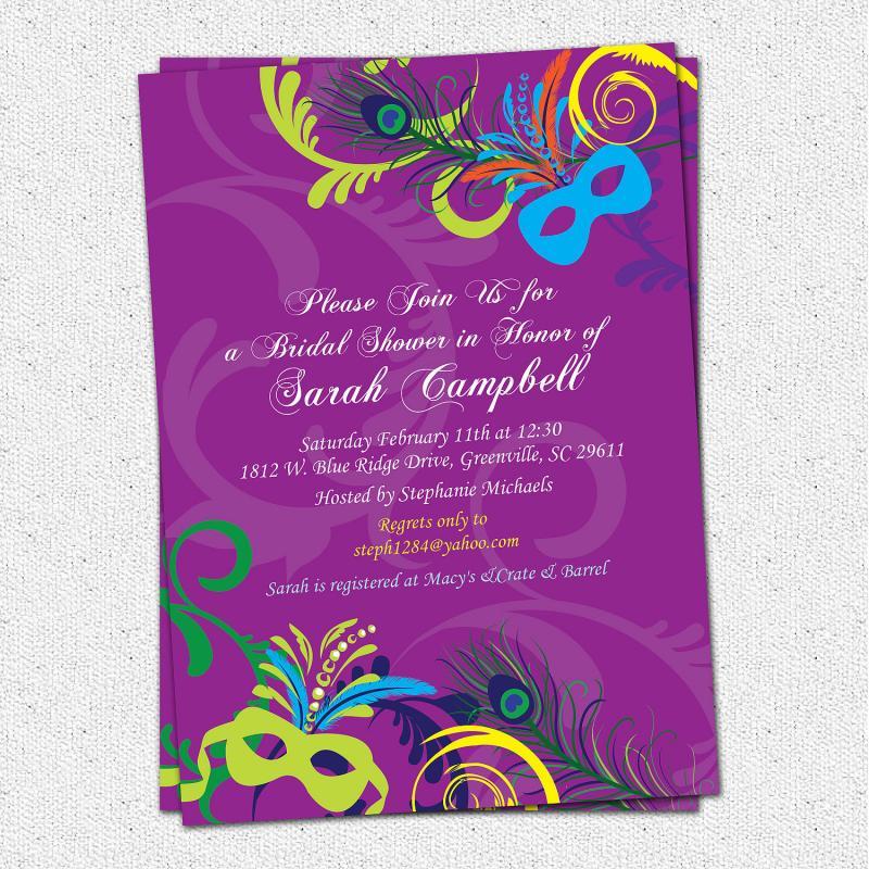 Masquerade Invitations Template Free Template Business - Masquerade party invitations templates free