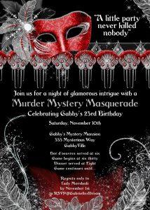 masquerade invitations template free il fullxfull for