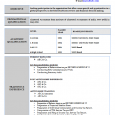 mba resume sample to year work experience resume (page )