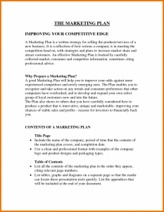 mba resume sample marketing proposal template business marketing plan examplemarketing plan examples htnmrh x