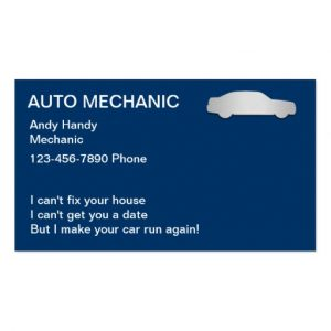 mechanic business cards auto mechanic business card rbfbaccbdbb xwjey byvr