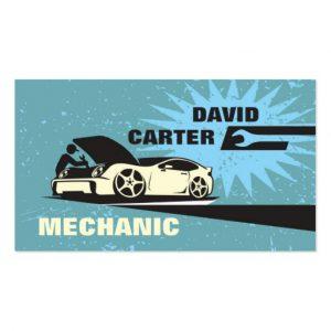 mechanic business cards automotive racing car mechanic business card rfbeafce it byvr