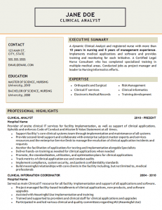 medical administrative assistant resume resume clinical