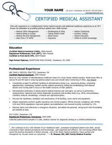 medical assistant resume example medical assistant resume entry level examples medical assistant x