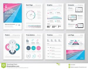 medical brochure templates infographic business brochure templates data visualization eps
