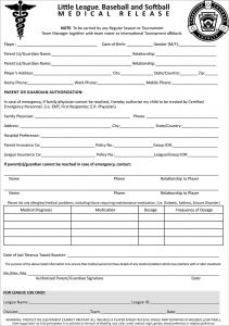 medical record release form medical forms medical release form