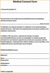 medical release form for grandparents medical consent form cfdfdbabcacefcab