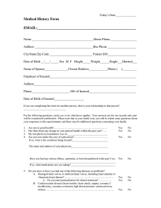 medical release form pdf medical clearance form for dental treatment medical history form qofkig