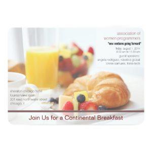 meeting invitations template continental breakfast meeting invitation rfcbebfdabeacdb zkgc