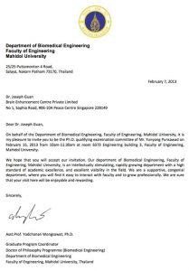 meeting invitations templates mahidol university invitation letter