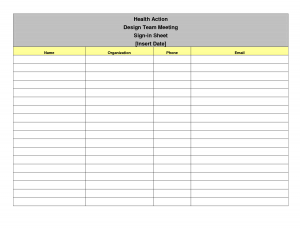 meeting sign in sheet free meeting sign in sheet template