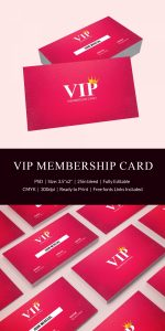 membership card template official lifetime membership card