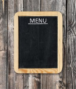 menu board template menu board on wall template download