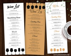 menu design templates restaurant menu design template