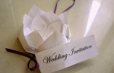mickey mouse birthday invites origami wedding invitation card