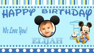 mickey mouse birthday invites s l