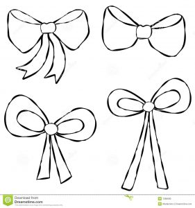mickey mouse thank you cards ribbons bows line art
