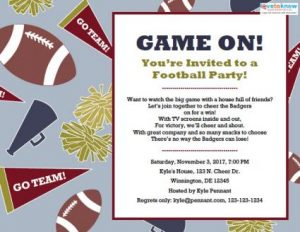 microsoft office invitation templates free download x football party invitations ex