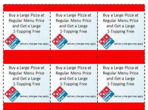 microsoft word coupon template coupon