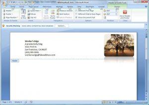 microsoft word letterhead template wordletterhead