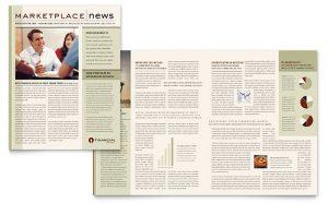 microsoft word newsletter templates fn s